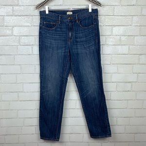 J. Crew Factory Boyfriend Jeans 28 G2939